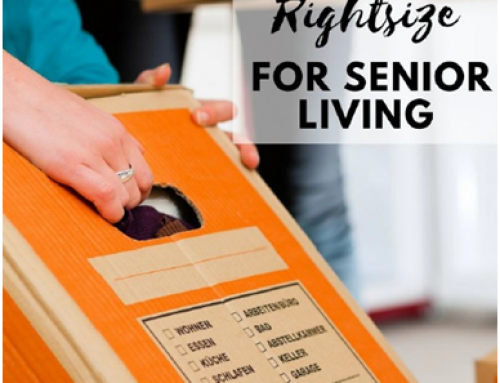 How to Rightsize for Senior Living