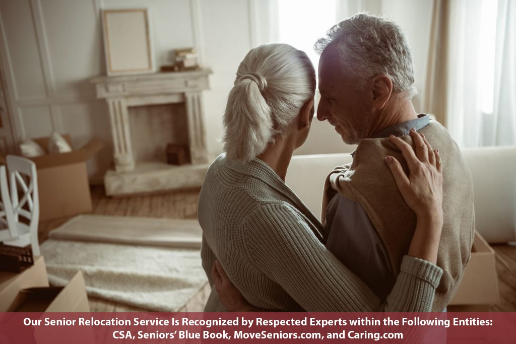 Our Senior Relocation Service Is Nationally Recognized by Respected Experts in the Following Entities: CSA, Seniors Blue Book, moveseniors.com, and caring.com