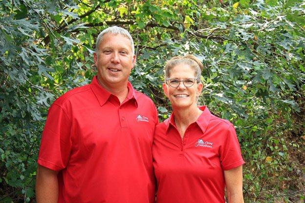 Rapid City's Caring Transitions Franchisees Jim and D'Lynn VanValkenburgh